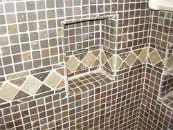 Tiled shelving