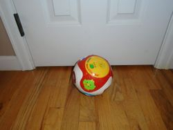 VTech Wiggle & Crawl Ball - $8