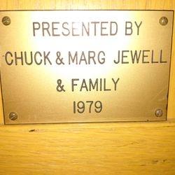 Chuck & Marg Jewell 1979