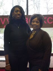 Kimberla & Gladys Peters