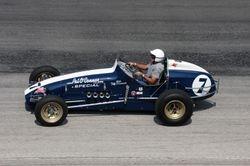 Pat O'Conner tribute sprint car