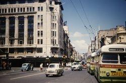 Queen Street Auckland 1956