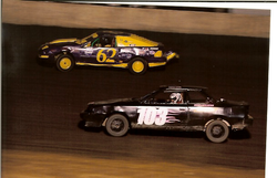The 103 racing to an 8th place points finish at FC 2007
