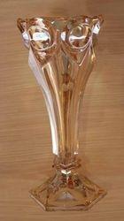 Bryony Star vase, Czech, the unknown maker
