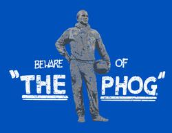 Beware of The Phog - '47 T-Shirt Graphic