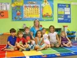 Klasa o poziomie przedszkolnym - wychowawca Pani Lidia Piwowarczyk