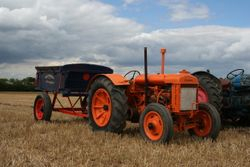 Tractor & Cart