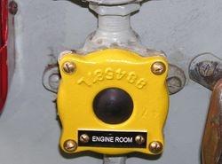 Pilothouse SP Phone Buzzer push button - Sept 2011