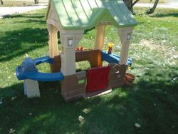 Step 2 Great Outdoors Playhouse - $180