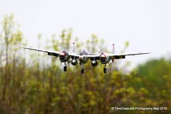 Todd's Silver P-38