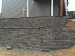 retaining wall in Tigard   Tigard retaining wallls