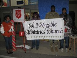 Still Usable Ministries Church 11/28/18