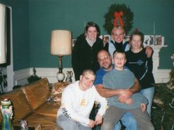 2001 The Kids with Kathryn and Kristie