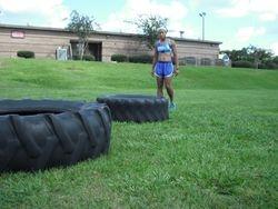 Tire training