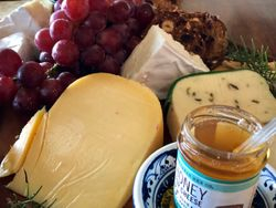 Gourmet Cheese Selection