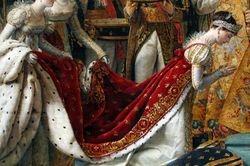 David. Coronation of Josephine