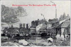 Birmingham Canal Wharfe.