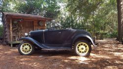 4.31 Ford Roadster