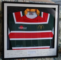 Lincoln Rugby Football Club shirt