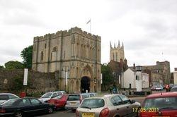 Bury St Edmunds - Abbeygate