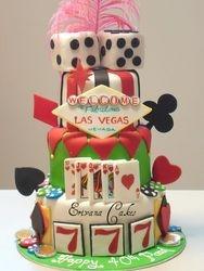 Las Vegas Cake 1(SP015)