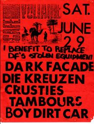 1986-06-29 Cafe Voltaire, Milwaukee, WI