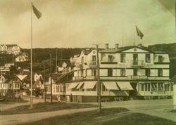 Hotell Kullaberg 1947