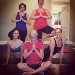 Yoga with Kinetic