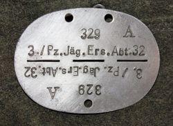 Early, Panzerjäger Abt. 32. Inf. Div. 1940: