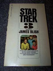 Star Trek 3 - James Blish - Paperback
