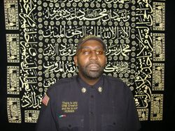 Resident Imam: Ibrahim Rahman