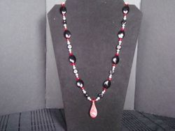 Red Swirl (Item #1043)  $20.00