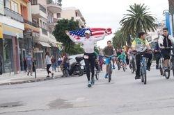 U.S. Spartathlon Team 2015