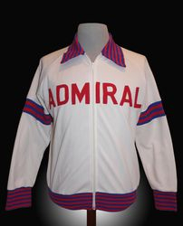 Admiral Match Worn England Phil Neal Tracksuit