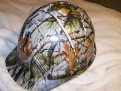 Camo Hard Hat