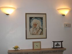 Portrait of White Eagle