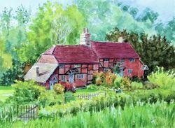 A Cottage in Ockley, Surrey