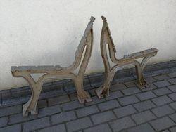 Masyvios spizines (ketaus) suolo kojos. Kaina 127