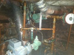 Hershey boiler