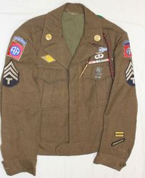 82nd Airborne into 1950's: