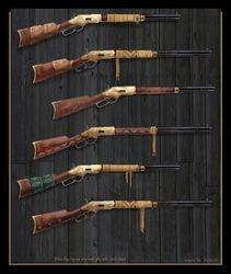 yellowboy rifles