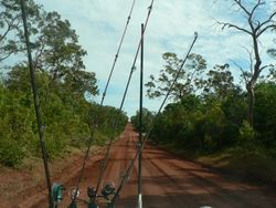 Typical Cape York road