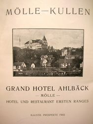 Grand Hotell Ahlbeck 1926