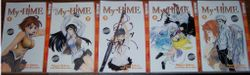 My-HiME Manga Collection