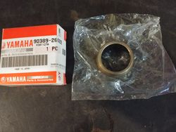 New Yamha #90389-26022-00 Primary Clutch Bushing Specer x1