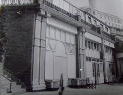 Shore End Pier Buildings
