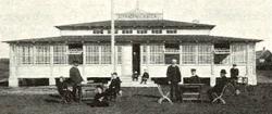 Strandpaviljongen i Viken 1927