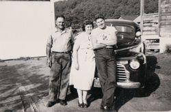 Franklin Clair Isett Family