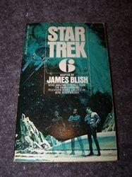 Star Trek 6 - James Blish - Paperback