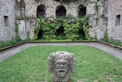 Grotto on the Upper Level, Villa Lante, Bagnaia, 1570s
